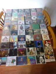 Vendo lote com 118 CDs Originais