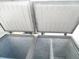 Freezer Horizontal DUAS portas - Metalfrio