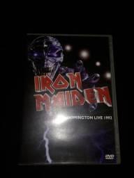 Iron Maiden ( Domington Live 1992) DVD Original