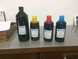 Vende-se kit de tintas para impressoras HP deskjet GT 5822/GT51/GT52 Black