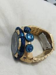 Invicta thunderbold azul