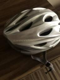 Capacete bike cannondale