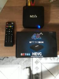 Conversor TV box netflix smart