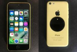 IPhone 5c Amarelo 8 GB