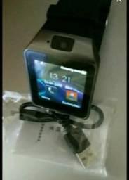 Relogio Inteligente SmartWatch Com Pedometro