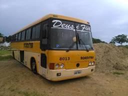 Onibus Rodoviário Mercedes Benz Super Bus 371/6 Tecnobus (Itapemerim) - 1990