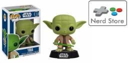Funko Pop! Star Wars: Yoda #02 (usado Na Caixa)