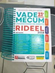 Vademecum 2018 Rideel
