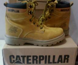 Botas caterpillar promoção