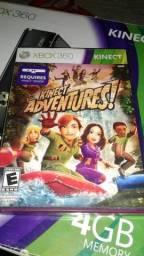 Jogo para xbox 360 Kinect Adventures