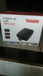 Vendo projetor led
