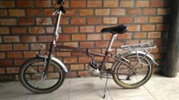 Bicicleta Blitz Impulse Dobrável