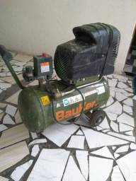 Compressor Bauker 2HP bivolt