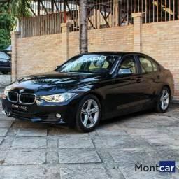 BMW 320I 2012/2013 2.0 16V TURBO GASOLINA 4P AUTOMÁTICO - 2013