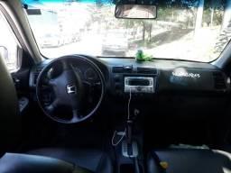 Honda civic 1.7 aut - 2006