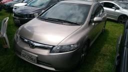 New Civic lxs automático.financia - 2008