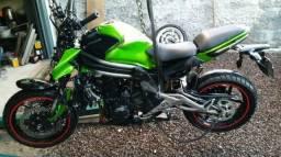 Moto Para Retirada de Peças/Sucata Kawasaki Er6n Ano 2013