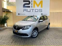 Renault Sandero Expression 1.0 flex 2017/2018 - 2018