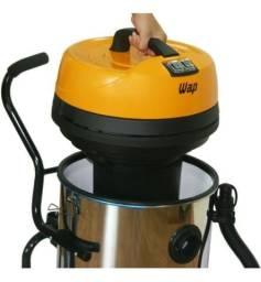 Aspirador WAP 2400W InoxDuo Turbo (Estado de Novo)