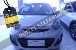 KIA PICANTO 2014/2014 1.0 EX 12V FLEX 4P AUTOMÁTICO - 2014