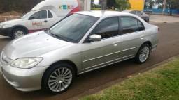Honda civic completo ano 2006 - 2006