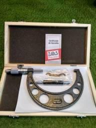 Micrometro Externo Analogico 100 - 125mm ZAAS