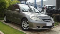 HONDA CIVIC 2006/2006 1.7 LX 16V GASOLINA 4P AUTOMÁTICO - 2006