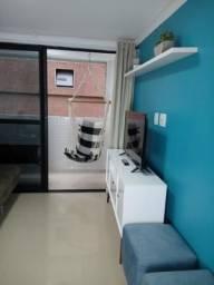 Apartamento na praia do Cabo Branco a 200 m da praia