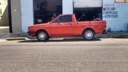 Saveiro turbo diesel - 1985