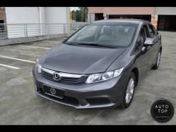 Honda Civic LXS aut. 2016 *top*imperdível*financio 100% sem entrada*lindo - 2016