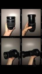Lente 18-200mm