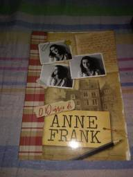 Vendo livro Anne Frank