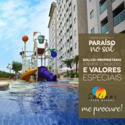 Alugo apartamento por temporada no resort salinas Park