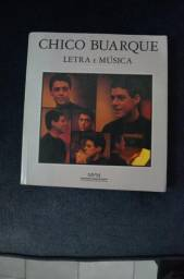 Livro Chico Buarque - Letra e Música