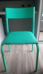 Cadeira com luminaria