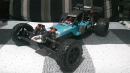 Automodelo Arrma Raider / Buggy elétrico 1:10