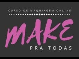 Curso de Maquiagem Make para Todas por R$ 39,90