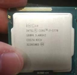 """Processador i7 3770 3.4Ghz """"Vender Logo"""" Somente Venda!!!"""