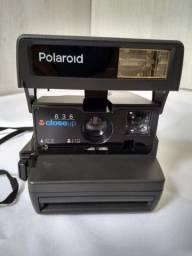Câmera Polaroid Close up 636
