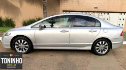 Honda Civic LXL 11/11 Automatico com câmbio Borboleta super novo - 2011