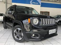 Renegade Sport 1.8 flex (manual) 2017 - único dono