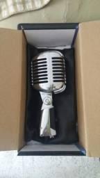 Microfone do elvis