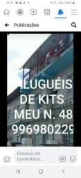 Kit conjugada disponível
