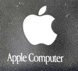 Maleta Apple Dos Anos 90 - Original E Vintage