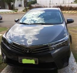 Corolla GLI 1,8 Flex 16V Aut. 2016 -2017