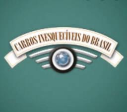 52 carros inesquecíveis do Brasil