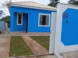 Casa Linear para Venda em Caxito Pequeno Maricá-RJ
