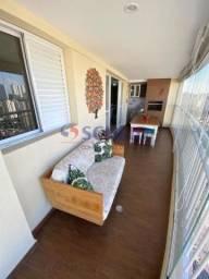 Lindo apartamento com andar alto
