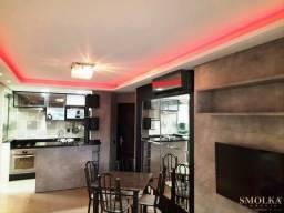 Apartamento à venda com 2 dormitórios em Costeira do pirajubaé, Florianópolis cod:10994