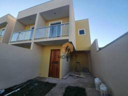 Sobrado com 2 dormitórios à venda, 72 m² por R$ 225.000,00 - Alto Boqueirão - Curitiba/PR